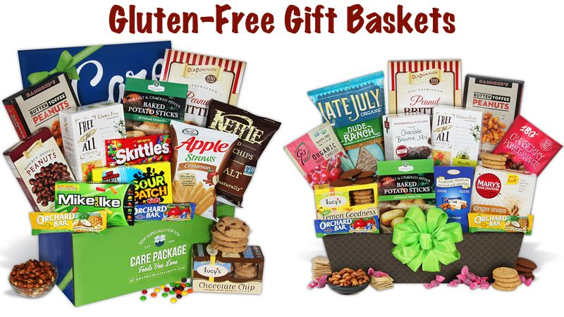Gluten free gift baskets for all occasions holidays gluten free gift baskets negle