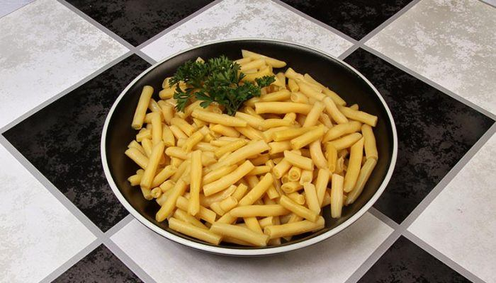Creamy Buttered Wax Beans Recipe