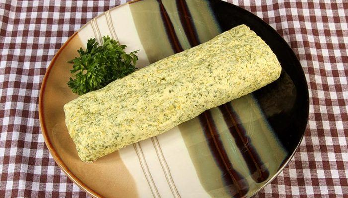 Sweet and Tangy Lemon Parsley Compound Butter Recipe