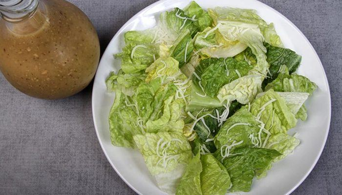 Easy Gluten-Free Caesar Salad Recipe
