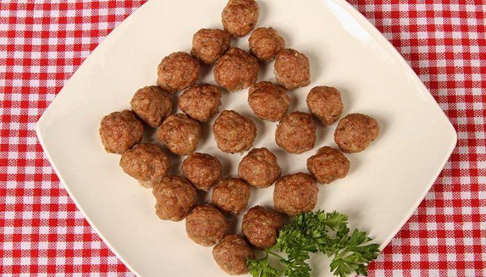 Gluten-Free Traditional Italian Meatballs Recipe