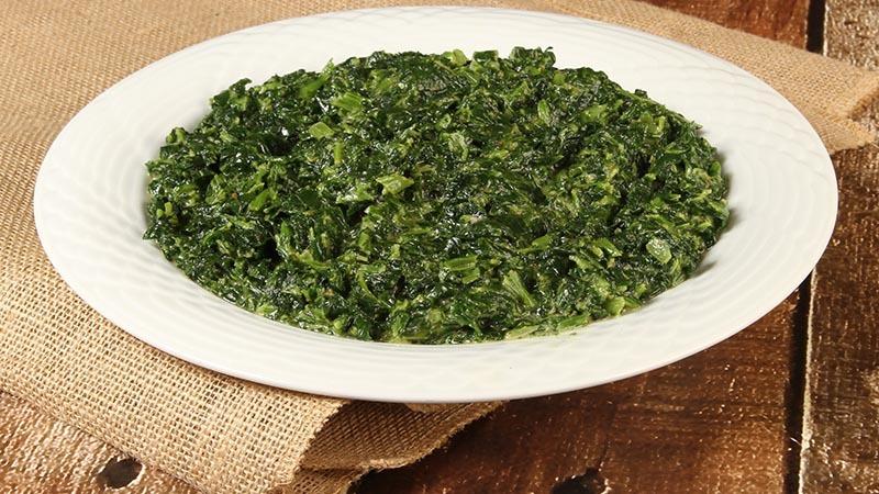 Gluten-Free Creamed Spinach Recipe