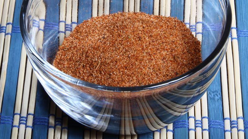 Gluten-Free Rajun Cajun Seafood Spice Blend Recipe