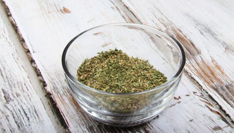 Gluten-Free Mediterranean Herb Spice Blend Recipe