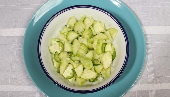 Gluten-Free Thai Cucumber Salad Recipe